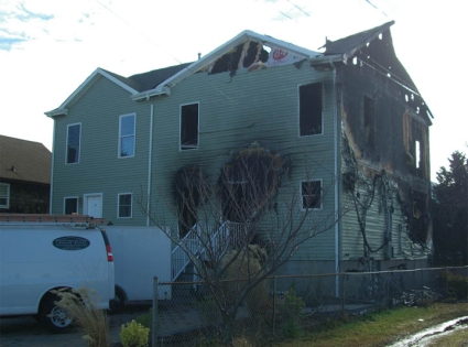 fire damage public claims adjuster